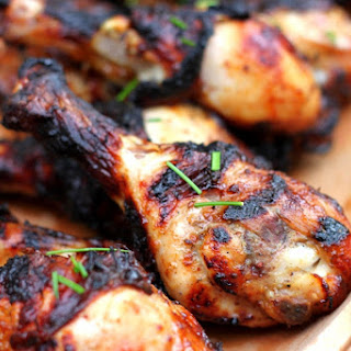 Tangy Honey Mustard Drumsticks