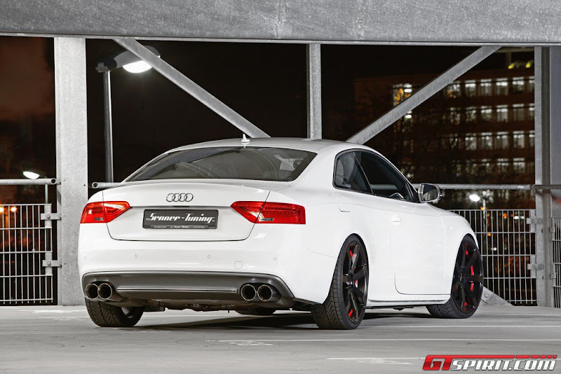 Photo: Audi S5 Facelift by Senner Tuning