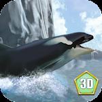 Killer Whale Orca Simulator Icon