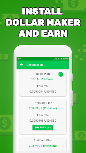 Dollar Maker - Get Cash Passive Income hack tool