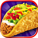 Mexican Taco: Kids Food Game icon