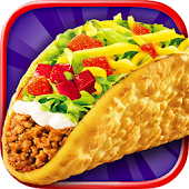 Mexican Taco: Kids Food Game