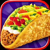 Taco Maker - Mexican Food Chef