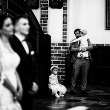 Wedding photographer Wojtek Hnat (wojtekhnat). Photo of 29.05.2019