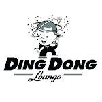 Logo for Ding Dong Lounge