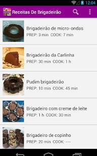 Receita De Brigadeiro - náhled