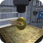 Surprise Eggs Crush Machine Simulator