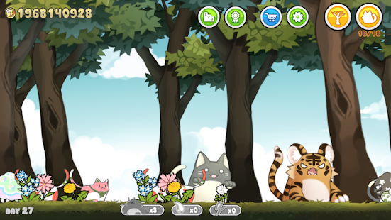 Cat in the Woods VIP Screenshot