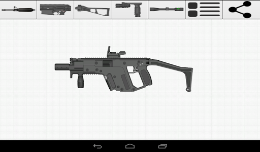 Weapon Builder Pro screenshot 6