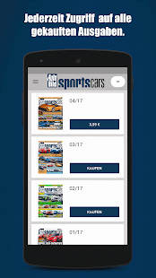 AUTO BILD Sportscars Reader- screenshot thumbnail