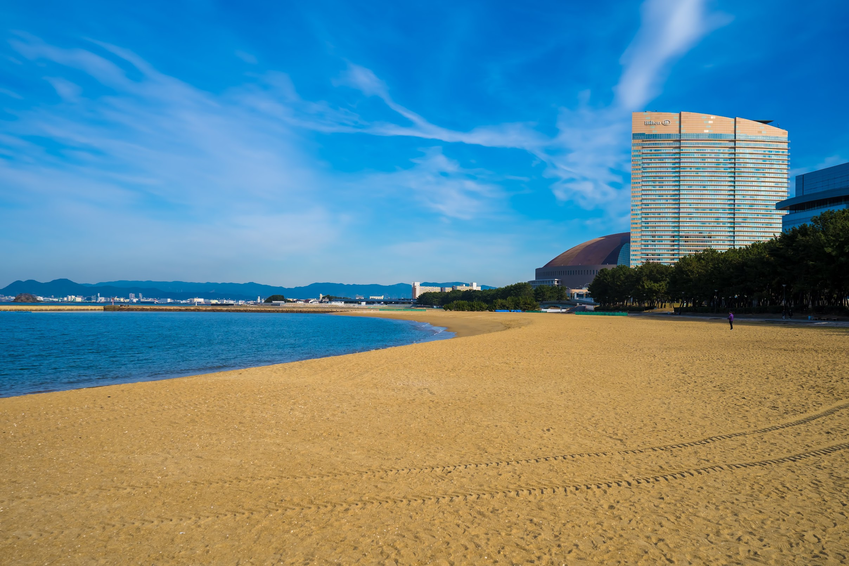 Momochi Seaside Park3