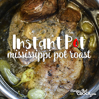 Mississippi Pot Roast- Electric Pressure Cooker