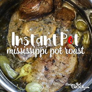Mississippi Pot Roast- Electric Pressure Cooker