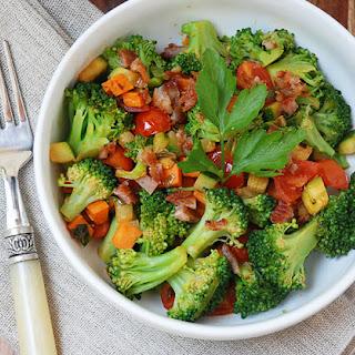 Broccoli Veggie Sauté