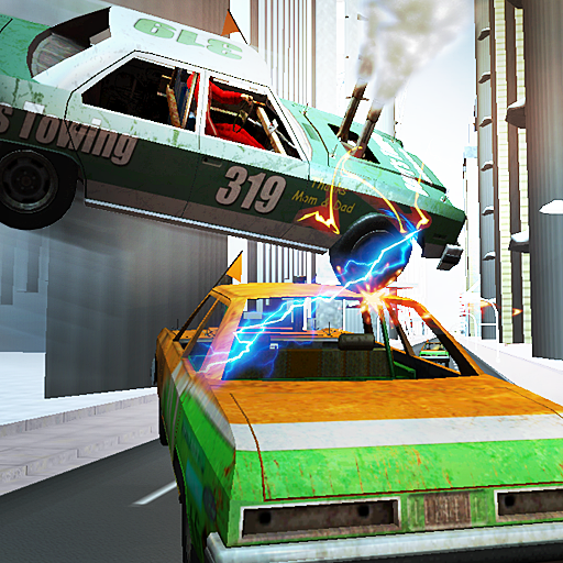 赛车游戏のダービーカーマニア LOGO-記事Game