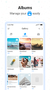 Gallery 2.3.53 Mod + Data for Android 2