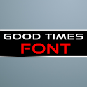 Good Times Fonts Pack icon