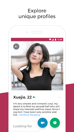 ChinaLove: dating app for Chinese singles 4.2.0 screenshots 2
