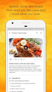 Tasty Recipes & Cooking Videos- screenshot thumbnail