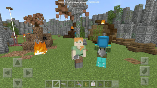Mod for MCPE Vladu11\'s Guns for PC