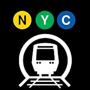 NYC Subway map offline version