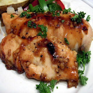 Slow Cooker Ginger Chicken Breasts