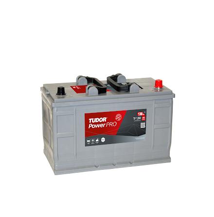 Tudor Exide Startbatteri 12V/120Ah Profesional
