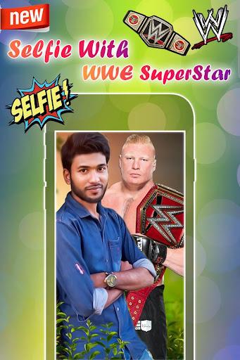 Selfie with WWE Superstars : WWE Photo Editor 2018 1.0 screenshots 1