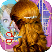 Fashion Hairstyle Salon