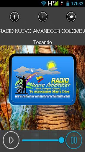 RADIO NUEVO AMANECER COLOMBIA