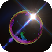 Lens light - photo flare effects