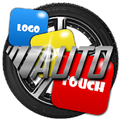 Quiz Cars Logo Touch