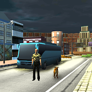 Police Bus Simulator 2017
