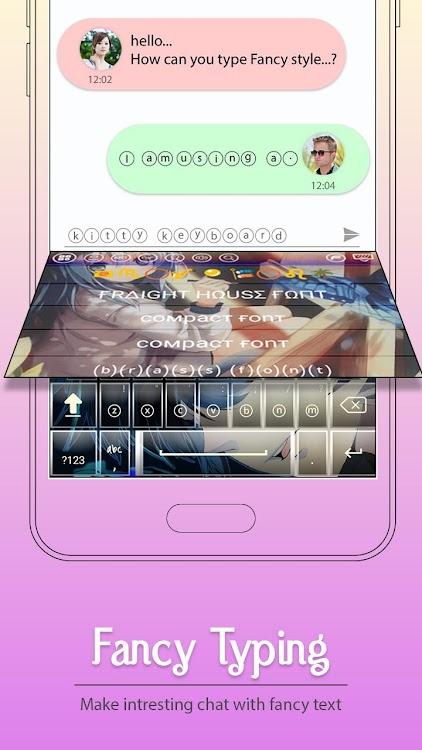 anime seznamovací hry iphone