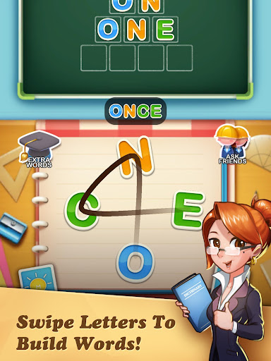 Word Doctor: Connect Letters,Crossword Puzzle Game - screenshot