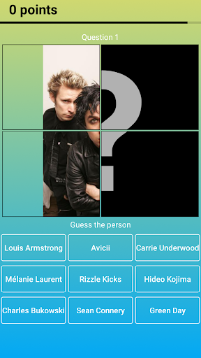 Guess Famous People u2014 Quiz and Game  screenshots 6