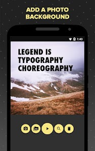 Legend - Animate Text in Video v1.5.2