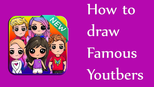 How to draw cute Famous for PC