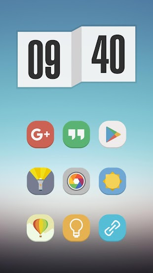 Stock UI - Icon Pack- screenshot thumbnail