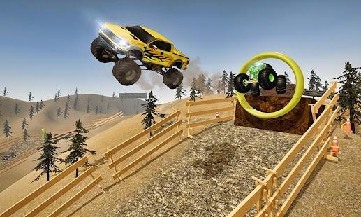 Monster Truck Driver Derby - Speed Stunts Sim 3d - náhled