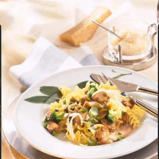 Broccoli Mushroom Sauce Recipes.