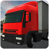 Semi Driver Trailer Parking 3D