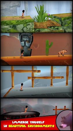 The Jungle Dash : Movie Game 1.7 screenshot 1962632