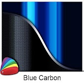 Blue Carbon For XPERIA™
