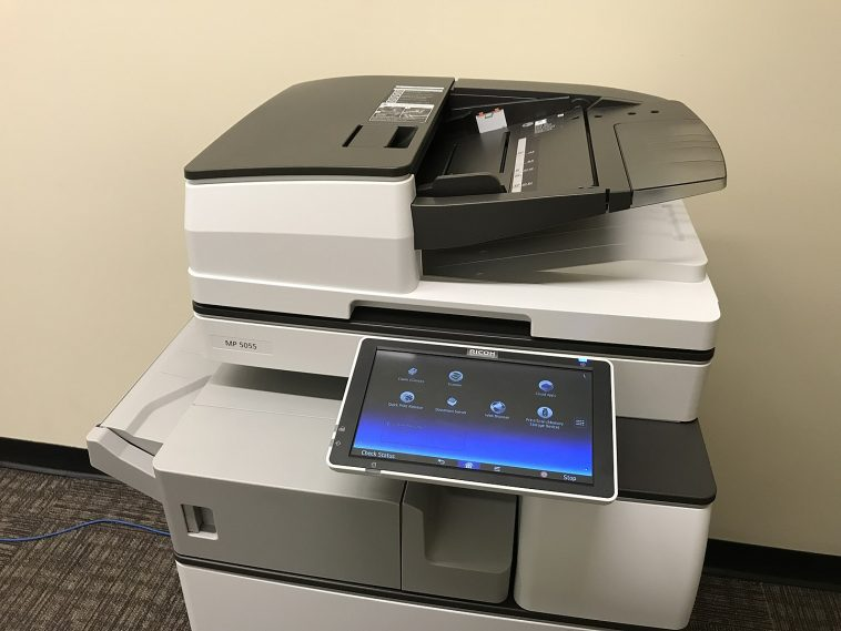 Choosing Commercial All In One Printers