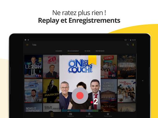 Molotov - TV en direct et en replay 3.2.0 screenshots 9