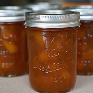 Spiced Apricot Jam #MeatlessMonday
