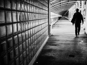 Photo: passing glassy....  #StreetPics  #street #streettogs #streetphotography #shootthestreet #blackandwhite #blackandwhitephotography #bw #monochrome  #monochromeartyclub #monochromephotography