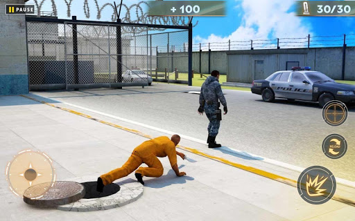 Prison Survive Break Escape : Prison Escape Games 1.0.2 screenshots 2