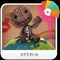 XPERIA™ LittleBigPlanet Theme icon